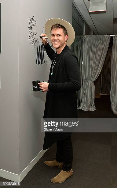 Trent Harmon winner of the final season of 'American Idol' visits AOL Build to discuss his experience on the show and the road ahead at AOL Studios...