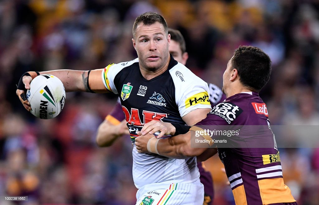 NRL Rd 19 - Broncos v Panthers