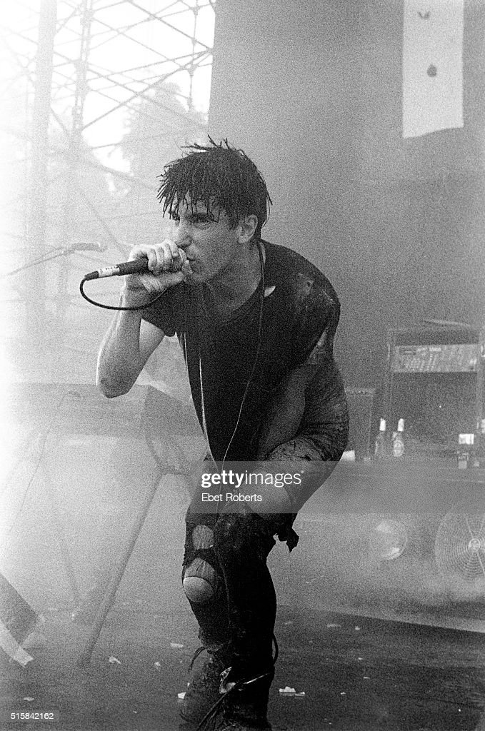 Nine Inch Nails : News Photo