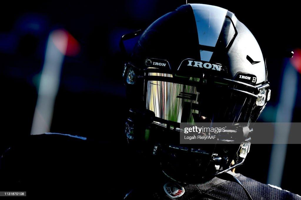 Birmingham Iron v Atlanta Legends : News Photo