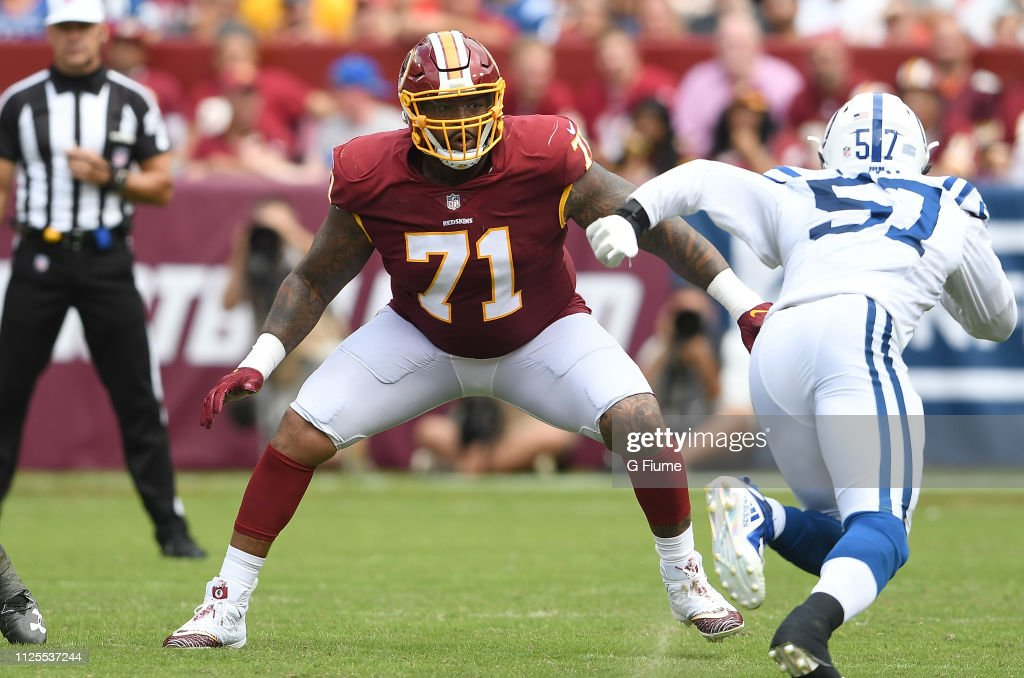 Indianapolis Colts v Washington Redskins : News Photo