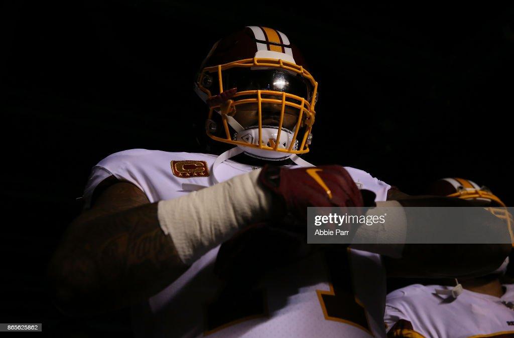 Washington Redskins vPhiladelphia Eagles : ニュース写真