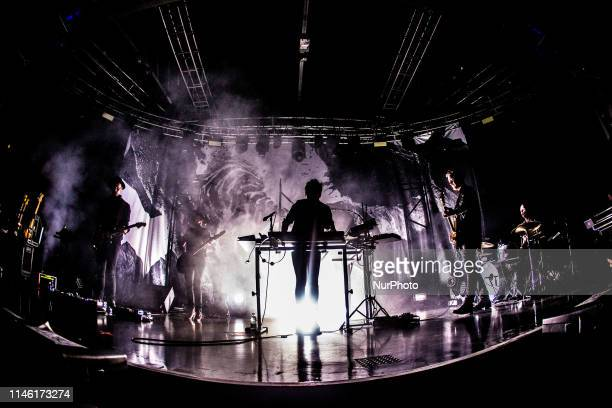 Trentemøller performs live at Fabrique in Milano Italy on February 15 2017