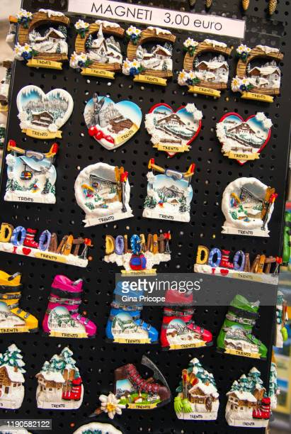 trento souvenir - christmas beetle stock pictures, royalty-free photos & images