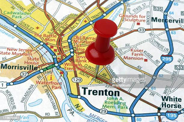 trenton, new jersey - trenton new jersey stock photos and pictures