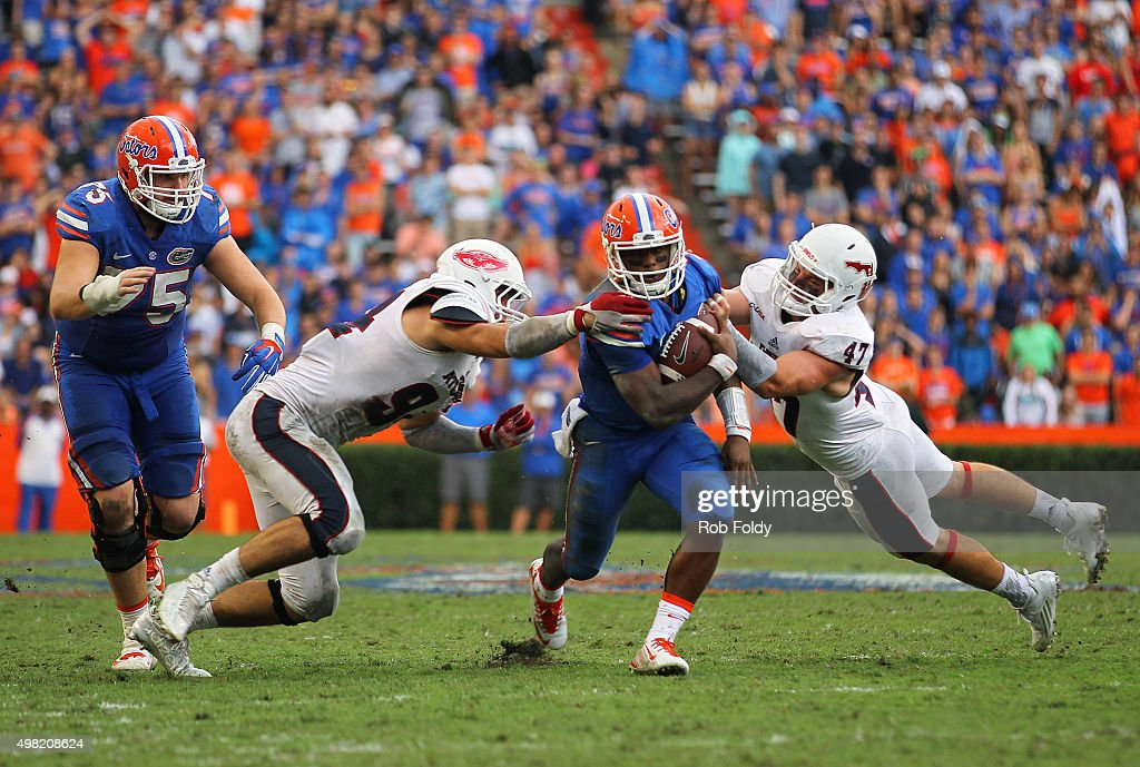 Florida Atlantic v Florida