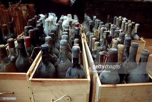 tresaure-viejo vino rioja