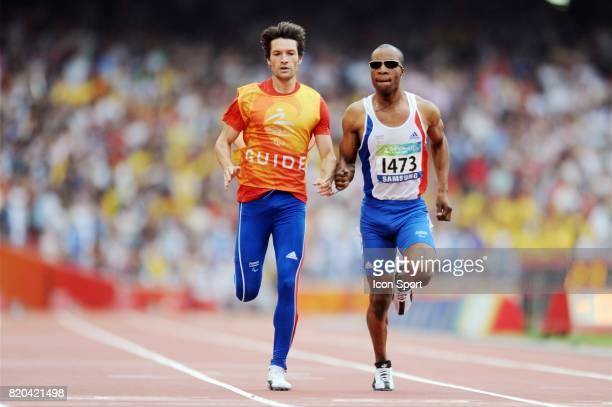 Tresor MAKUNDA Athletisme 200 metres Jeux Paralympiques de Pekin 2008