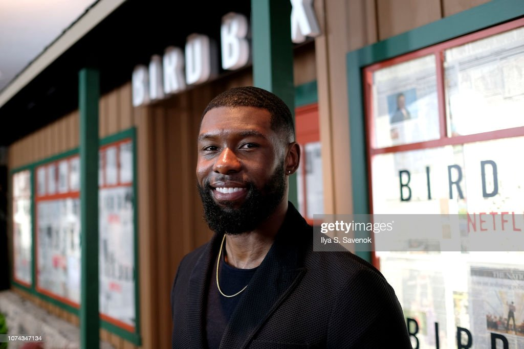 "New York Special Screening Of The Netflix Film ""BIRD BOX"" : ニュース写真"
