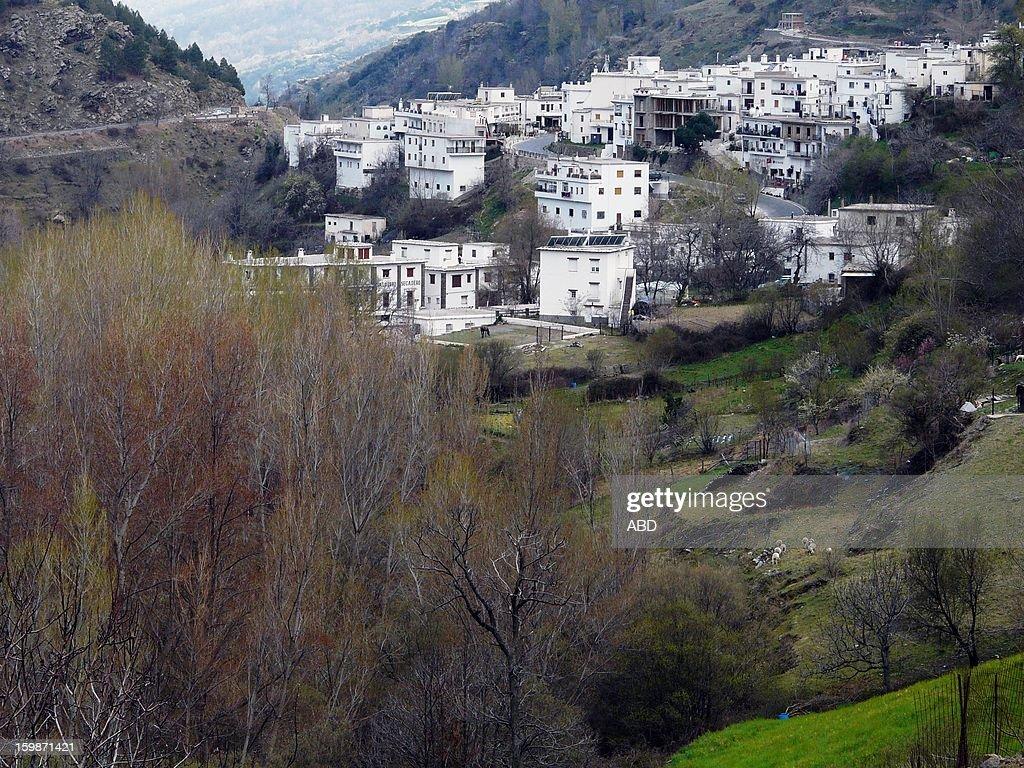 Trevelez-Serie Alpujarras : Photo