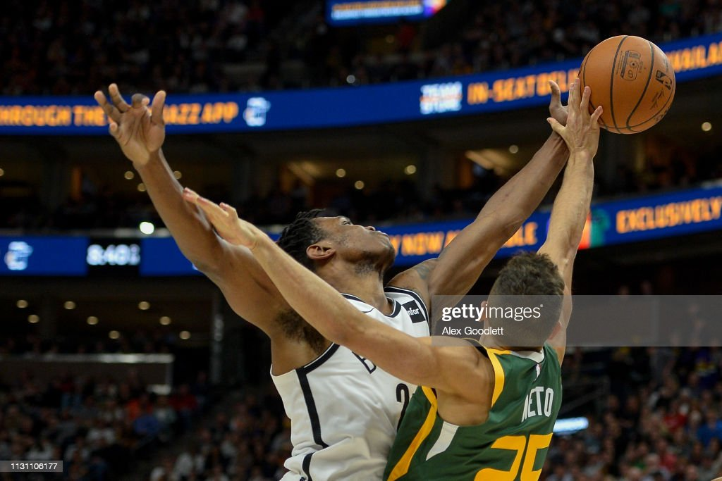 Brooklyn Nets v Utah Jazz : News Photo
