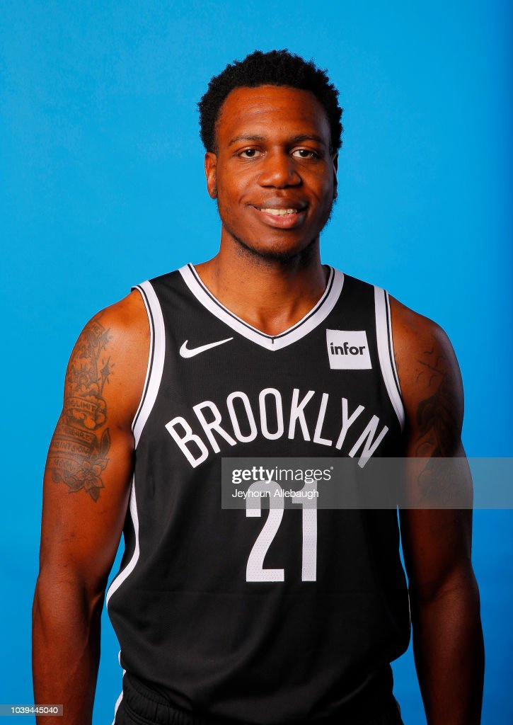 2018-19 Brooklyn Nets Media Day : News Photo