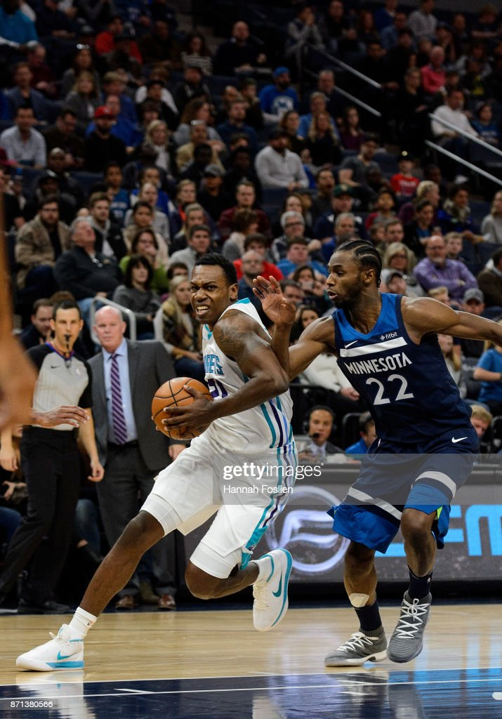 Charlotte Hornets v Minnesota Timberwolves : News Photo