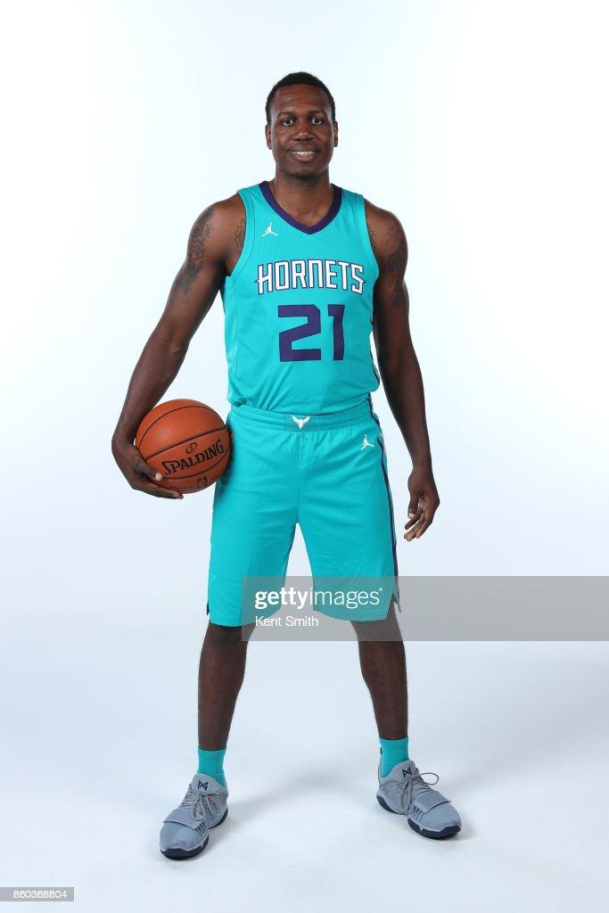 2017-18 Charlotte Hornets Media Day : News Photo