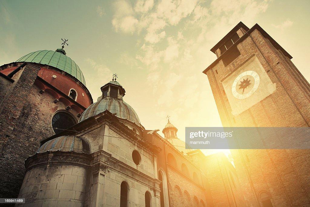 Treviso Cathedral, Italy : Stock Photo