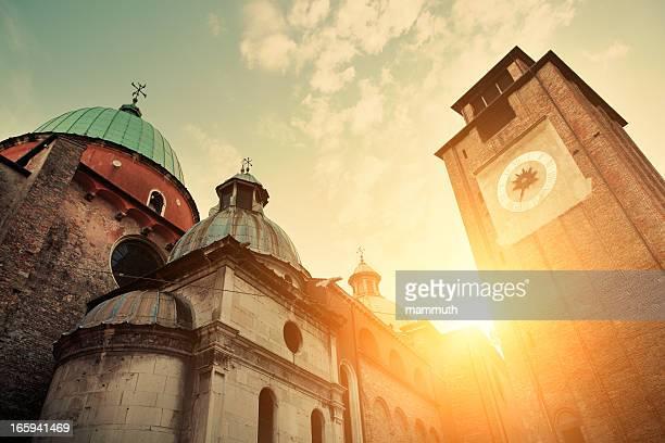 トレビソ大聖堂、イタリア - トレヴィーゾ市 ストックフォトと画像