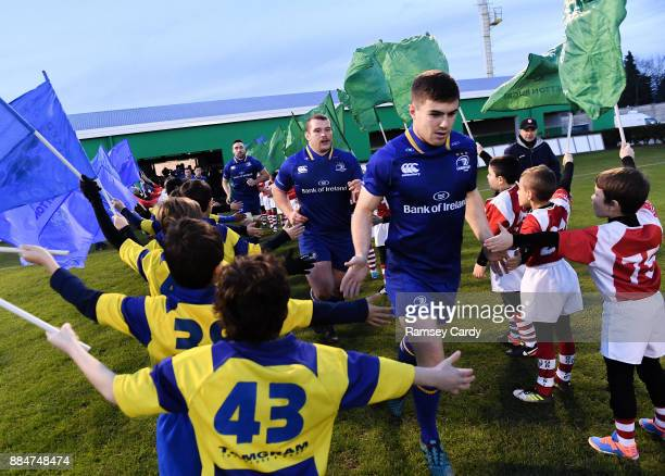 Treviso Italy 2 December 2017 Luke McGrath ahead of the Guinness PRO14 Round 10 match between Benetton and Leinster at the Stadio Comunale di Monigo...