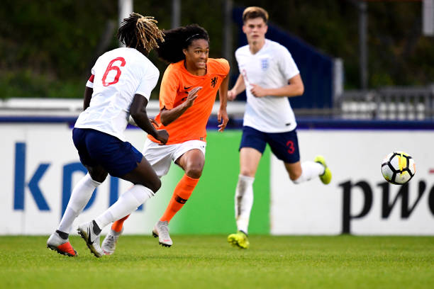 Holland U20 v England U20