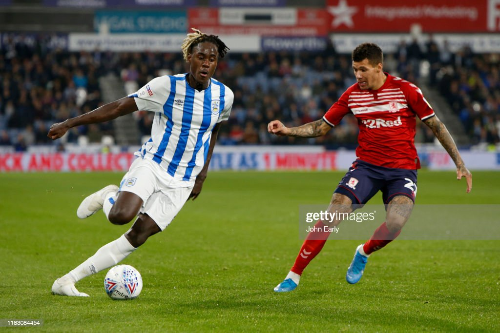 Huddersfield Town v Middlesbrough - Sky Bet Championship : News Photo