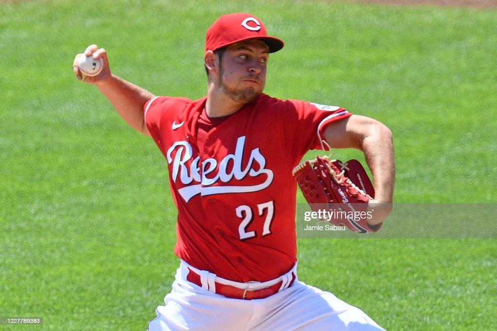 Detroit Tigers v Cincinnati Reds : News Photo
