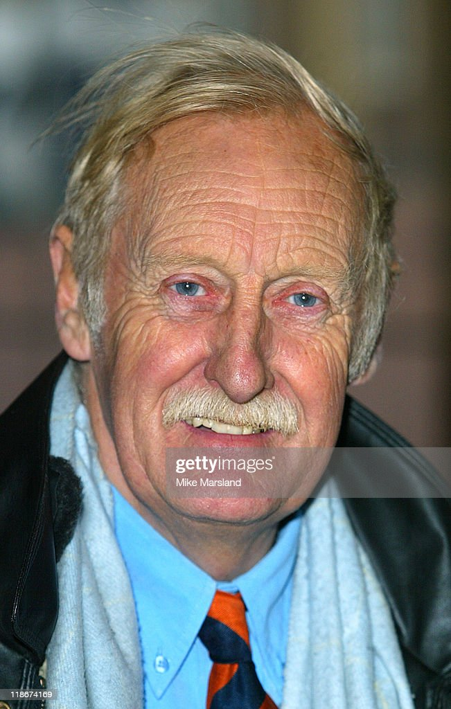 Trevor Baylis, Inventor of the Wind-up Radio during Pioneer's to the Nation Reception at Buckingham Palace in London, Great Britain.
