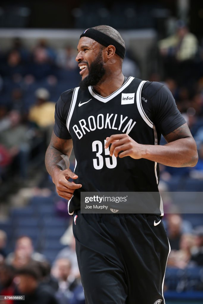 Brooklyn Nets v Memphis Grizzlies