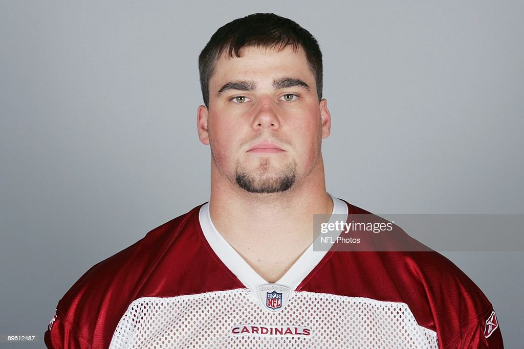 Trevor Canfield of the Arizona Cardinals poses for his 2009 NFL headshot at photo day in Glendale, Arizona.