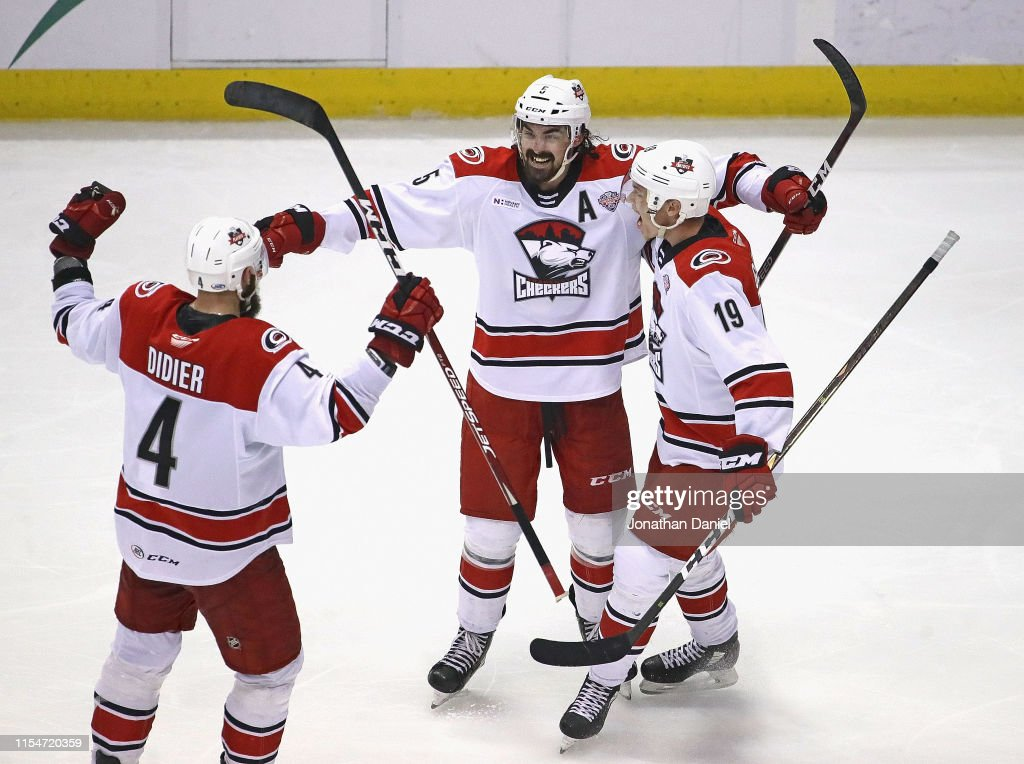 2019 Calder Cup Finals - Game Five : News Photo