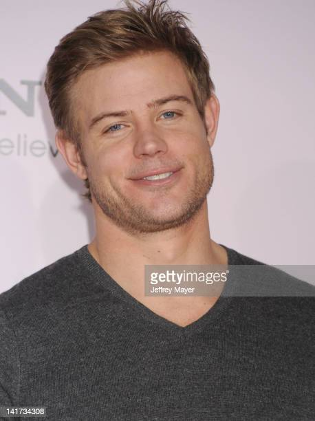 """Trevor Donovan arrives at """"The Vow"""" Los Angeles Premiere at Grauman's Chinese Theatre on February 6, 2012 in Hollywood, California."""