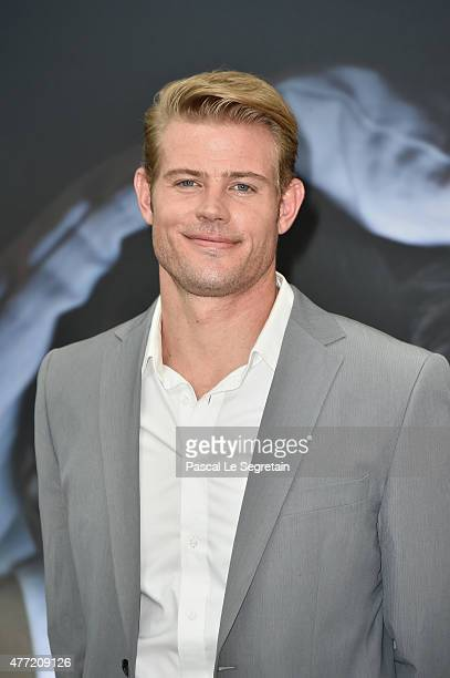 Trevor Donovan attends a photocall for the Texas Rising TV series on June 15 2015 in MonteCarlo Monaco
