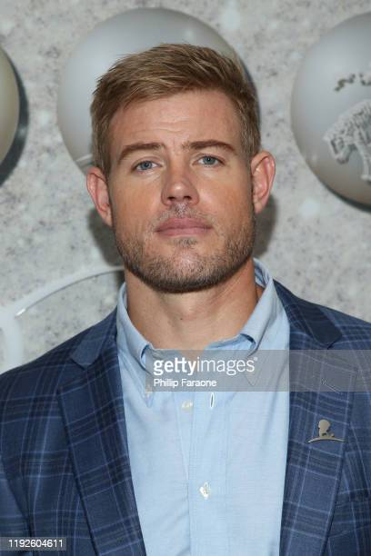 Trevor Donovan attends Brooks Brothers Annual Holiday Celebration To Benefit St Jude at The West Hollywood EDITION on December 07 2019 in West...