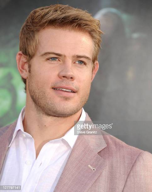 Trevor Donovan attends the Green Lantern Los Angeles Premiere at Grauman's Chinese Theatre on June 15 2011 in Hollywood California