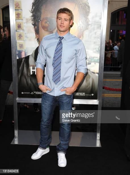 Trevor Donovan attends The Hangover Part II Los Angeles Premiere at Grauman's Chinese Theatre on May 19 2011 in Hollywood California