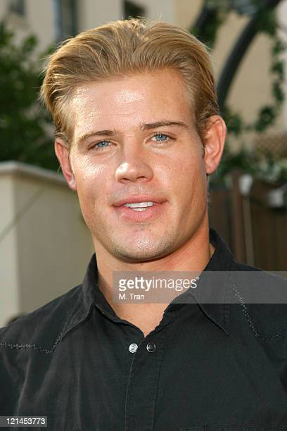 Trevor Donovan during SOAPnet Hosts Night Before Party for the 2007 Daytime Emmy Award Nominees at Boulevard3 in Hollywood California United States