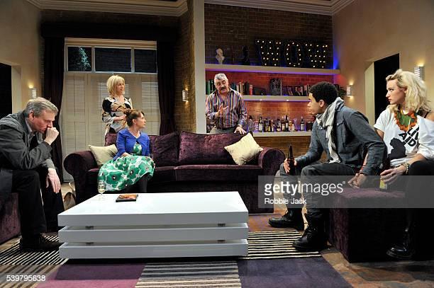 Trevor Fox as Gordon Beth Cordingly as Louisa Sally Rogers as Sally Darrell D'Silva as Michael John MacMillan as Castro and Emily Berrington as Effie...