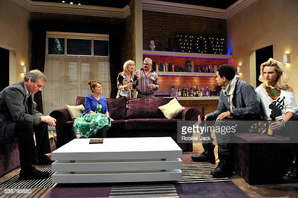 Trevor Fox as Gordon Sally Rogers as Sally Beth Cordingly as Louisa Darrell D'Silva as Michael John MacMillan as Castro and Emily Berrington as Effie...