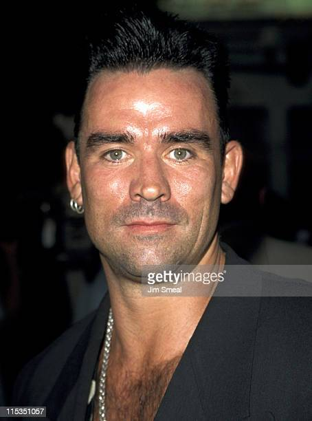 """Trevor Goddard during """"Mortal Kombat"""" Los Angeles Premiere at Mann's Chinese Theatre in Hollywood, California, United States."""