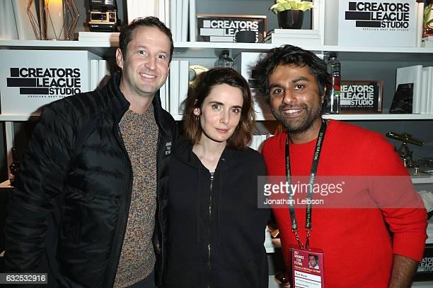 Trevor Groth attends the 2017 Sundance Film Festival premiere of Patti  Cake  hosted at PepsiCos. Creators League Studio ... cbd5e59e1c0d