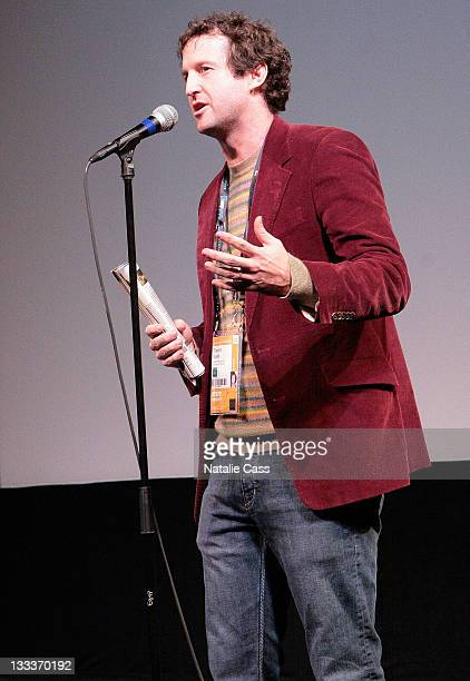 Trevor Groth attends the premiere of Grace during the 2009 Sundance Film Festival at the Egyptian Theatre on January 16 2009 in Park City Utah