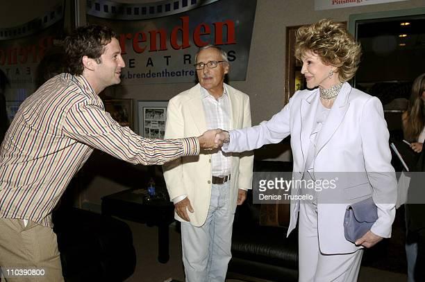 Trevor Groth director of Programming for CineVegas Dennis Hopper and Phyllis McGuire