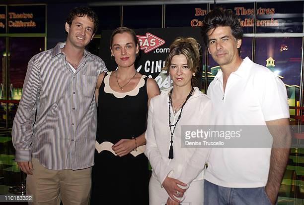 Trevor Groth Private Property Actress Marianna Jokovic Writer Producer Director Editor Elizabeth Dimon Actor David Thornton