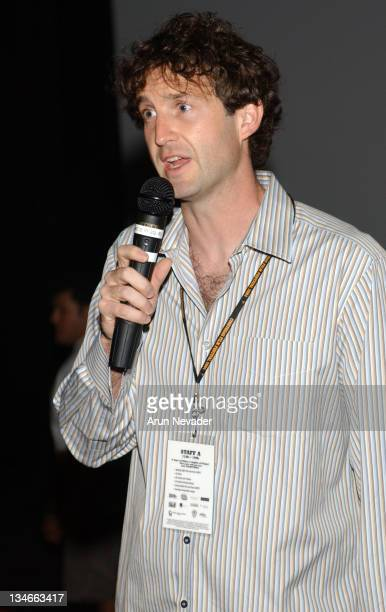 Trevor Groth Programming Director of the CineVegas Film Festival