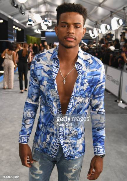 Trevor Jackson at the 2017 BET Awards at Microsoft Square on June 25 2017 in Los Angeles California