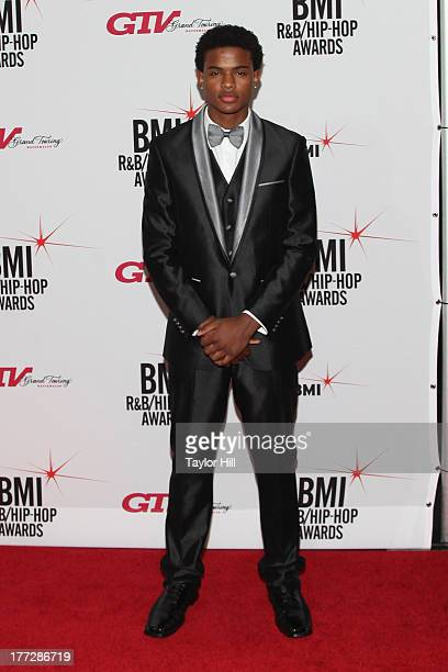 Trevor Jackson attends BMI's 2013 RB/HipHop Awards at The Manhattan Center on August 22 2013 in New York City