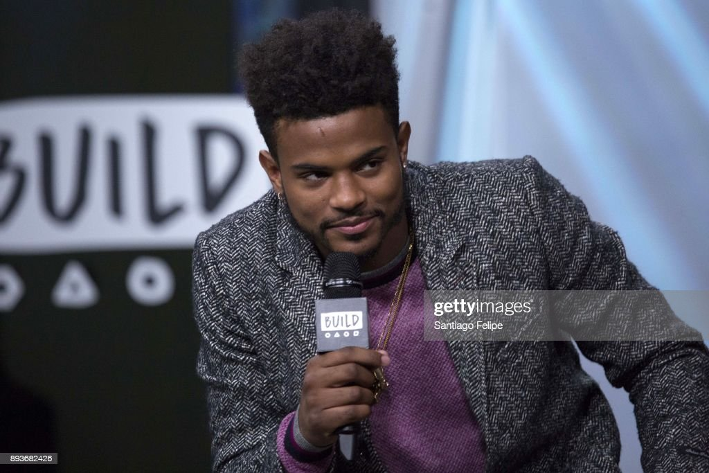 "Build Presents Trevor Jackson Discussing ""Grown-ish"""