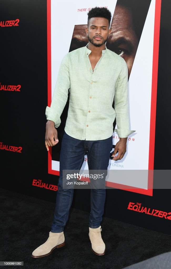 "Premiere Of Columbia Picture's ""Equalizer 2"" - Arrivals : News Photo"