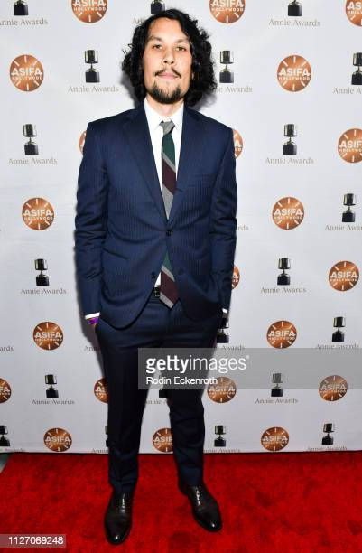 Trevor Jimenez attends the 46th Annual Annie Awards at Royce Hall UCLA on February 02 2019 in Westwood California