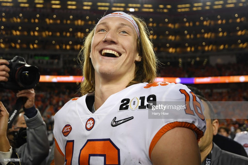 College Football Playoff National Championship Presented By AT&T - Alabama v Clemson : ニュース写真