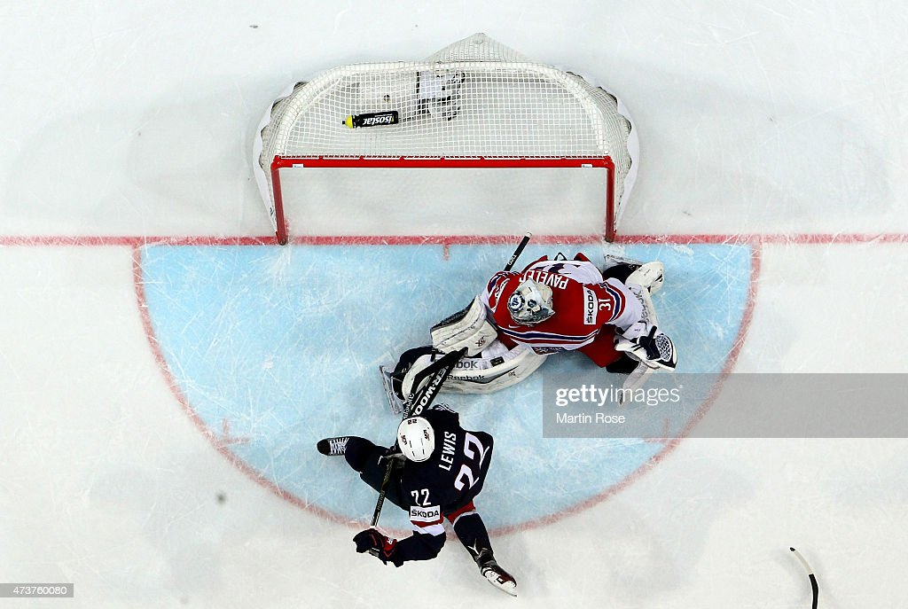 Czech Republic v USA - 2015 IIHF Ice Hockey World Championship Bronze Medal Game