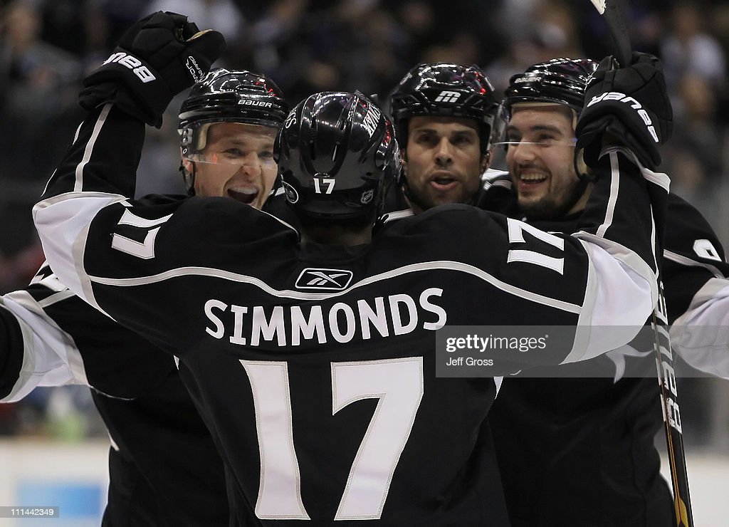 Dallas Stars v Los Angeles Kings : News Photo